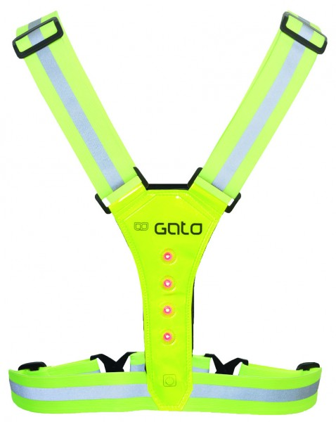 GATO Safer Sport LED Vest