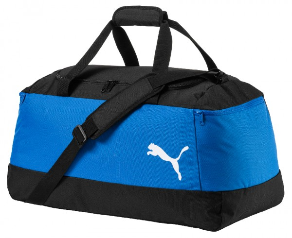 PUMA Pro Training Bag Medium, royal blue-black